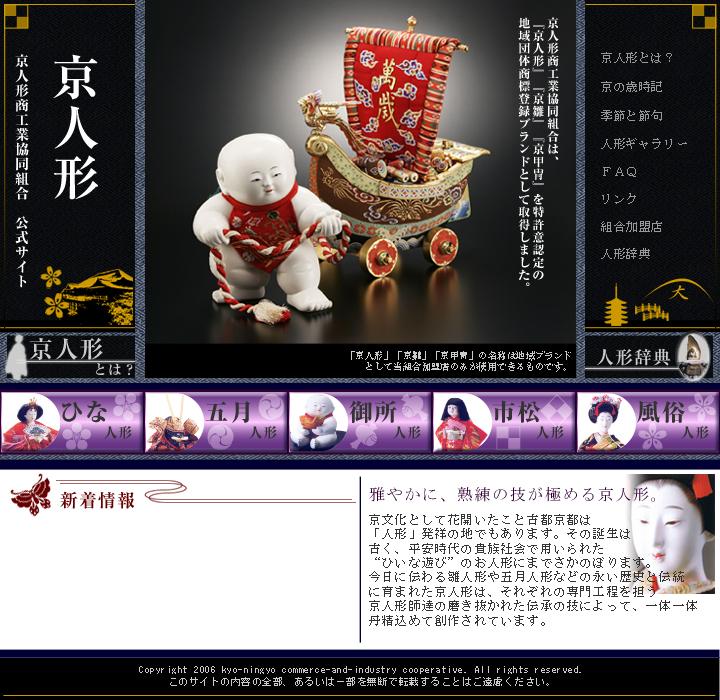 京人形商工業協同組合